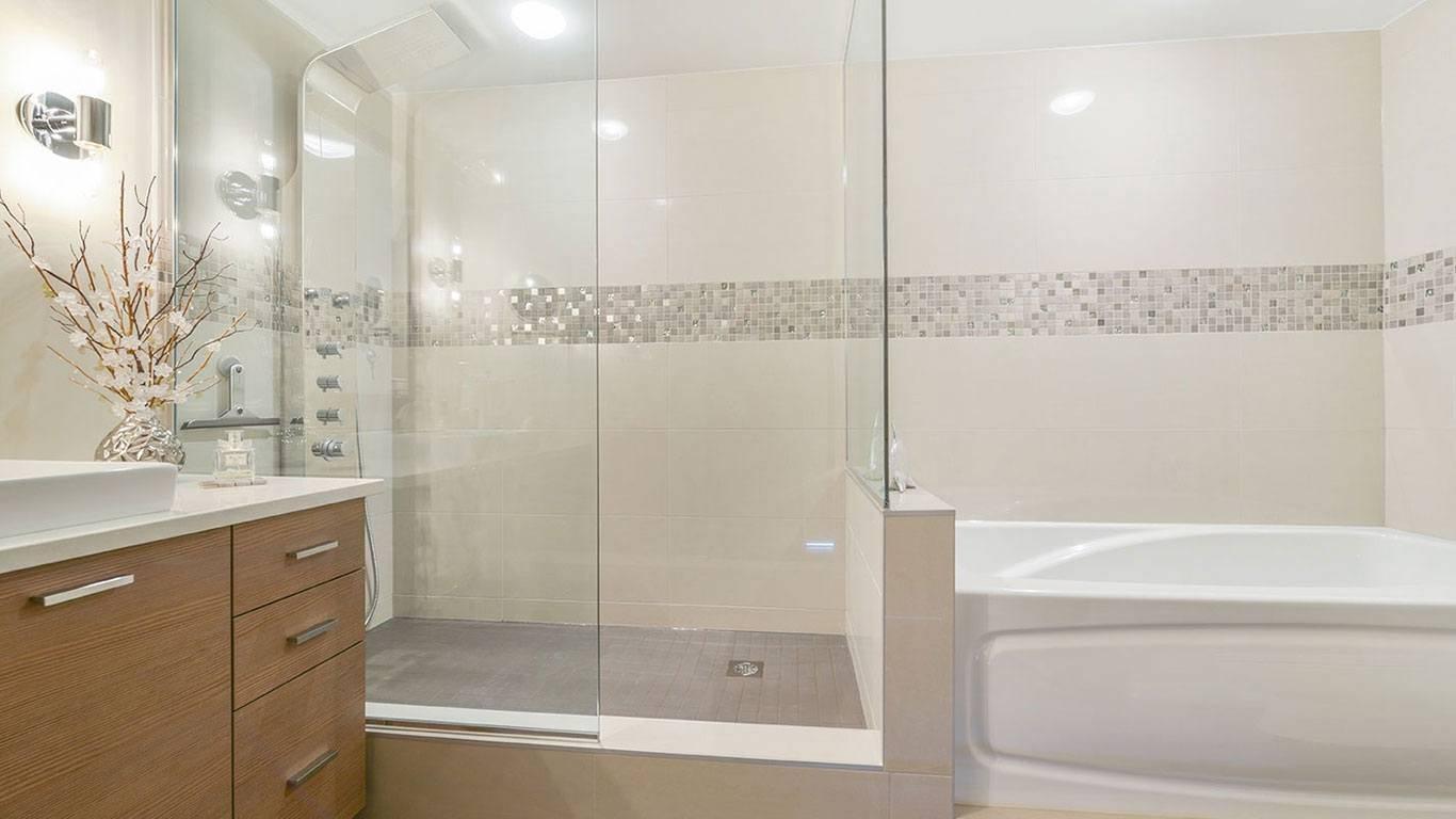 Salle de bain transitionnelle centre design r alit - Salle de bain villeneuve d ascq ...