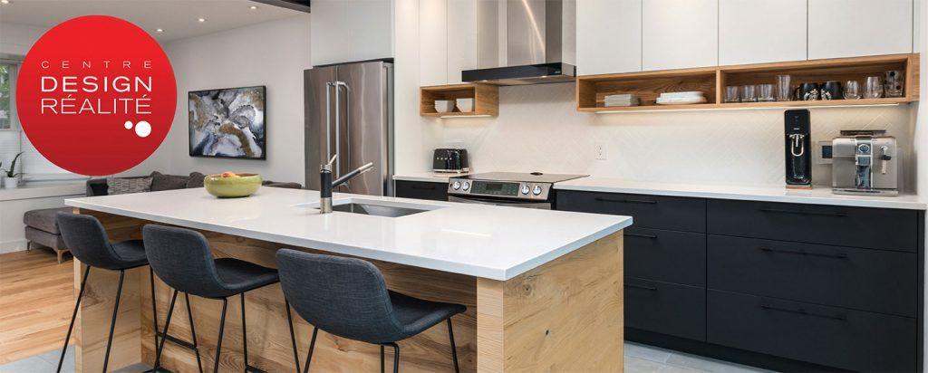 Rénovation de cuisine & salle de bains à Laval